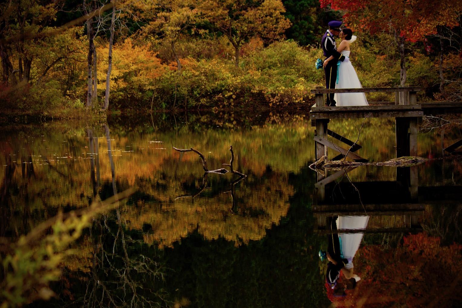 CHEMO × 庄内町フォトコンテスト 紅葉の秋を撮りさあべ